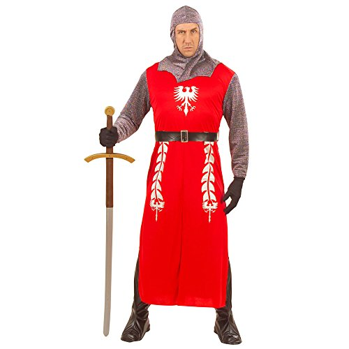 Mens King Arthur Costume Extra Large Uk 46