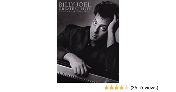 Billy joel greatest hits volumes 1 and 2 songbook 1 2 kindle billy joel greatest hits volumes 1 and 2 songbook 1 2 kindle edition by billy joel arts photography kindle ebooks amazon fandeluxe Images