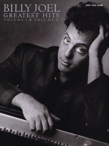 Billy joel greatest hits volumes 1 and 2 songbook 1 2 kindle billy joel greatest hits volumes 1 and 2 songbook 1 2 by fandeluxe Images