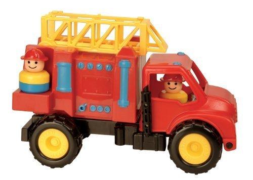 Battat Fire Engine Toy, Kids, Play, Children image