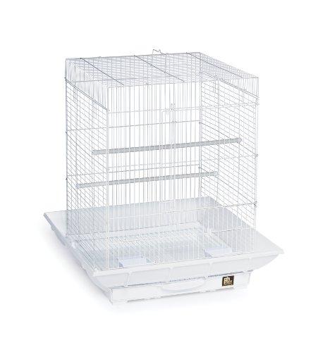 (Prevue Hendryx SP850W/W Clean Life Cockatiel Cage, White)