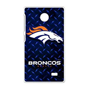 JIANADA NFL Broncos Cell Phone Case for Nokia Lumia X