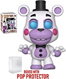 Funko Pop! Games: Five Nights at Freddy's Pizza Simulator - Helpy Vinyl Figure (Bundled with Pop Box Protector Case)