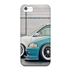 Fashion Tpu Case For Iphone 5c- Honda Hatchback Defender Case Cover