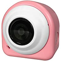 VuPoint Solutions Poki Cam Portable Handsfree Life Camera, Pink (SDV-G857PK-VP)