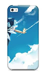 Tpu Case Cover Compatible For Iphone 5c/ Hot Case/ Anime - Touhou