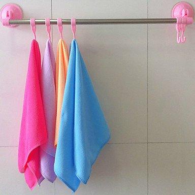 Xiao & Fei único soporte toalla de baño toalla Rack inodoro polo fuerte Chuck toalla gancho
