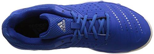 Bleu White Chaussures Court Homme Blue Metallic Silver de adidas 12 Stabil Handball AxCSwFWfq