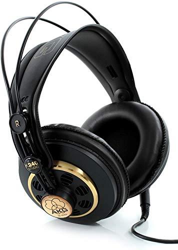 AKG Headphones and Earbud Headphones