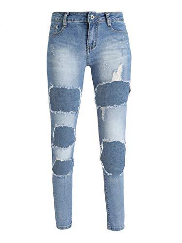 SOLADA SOLADA Denim Jeans Femme Jeans 4qz04Z