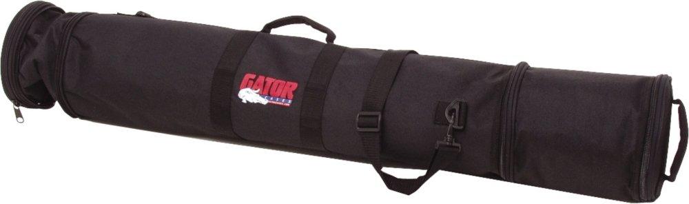 Gator GX-33 - Funda para 5 micrófonos y 3 soportes (20 cm de longitud), color negro GX33