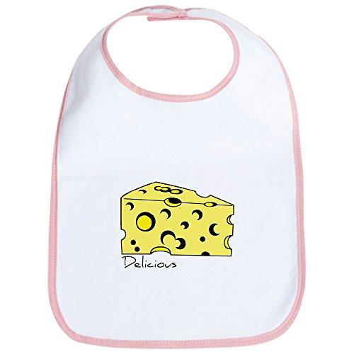 (CafePress - Swiss Cheese Bib - Cute Cloth Baby Bib, Toddler Bib)