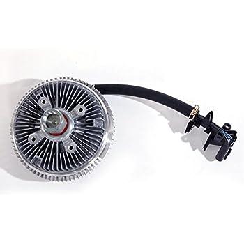 Engine Fan Clutch for 2002-07 Chevy Trailblazer GMC Envoy 15293048