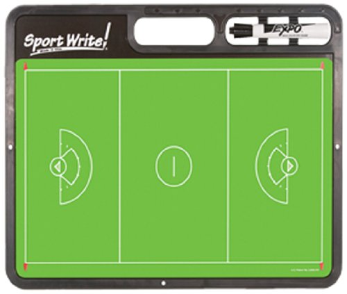 Sport Write Pro Women's Lacrosse Dry-Erase Board Sport Supply Group Inc. 1371672