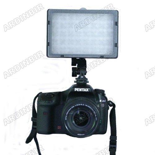 Pro LEDカメラライトLite for Leica d-lux 4、d-lux 3、s2、v-lux 1、m9、Digilux 3、D lux3、Fujifilm FinePix s2 Pro, s3 Pro, s5 Pro   B003I81C3A