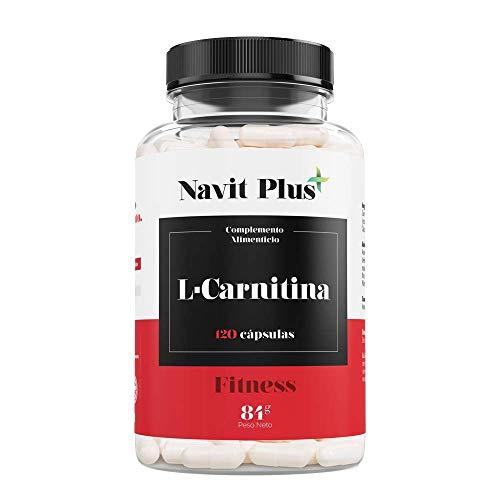 🥇 L-CARNITINA PURA   Pérdida de peso y potente quemador de grasa deportivo   Código Nacional Farmacia 194556.3   Aporte de energía