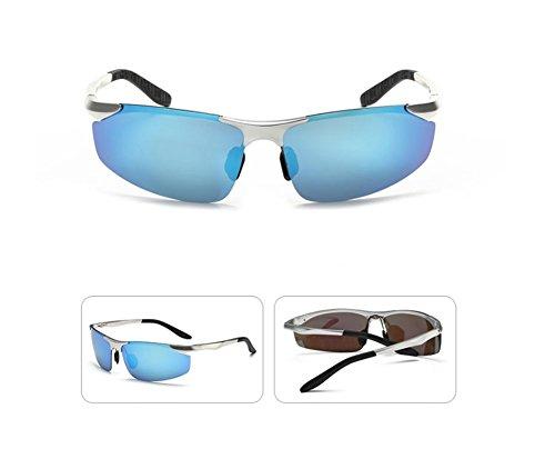 soleil de polarized Mens lunettes de B caractère Lunettes vintage UqtwABnwSp