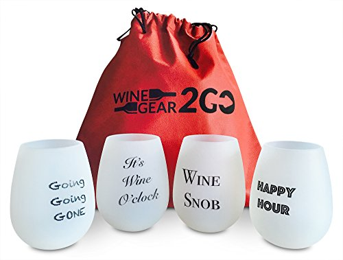 4-Wine-Glasses-Unbreakable-Food-Grade-Silicone-Funny-and-Durable-Shatterproof-Stemless-Great-for-Wine-Beer-Whiskey-Cocktail-or-any-other-Beverage-Outdoor-Parties-Pool-Camping-Beach-Take-Anywhere