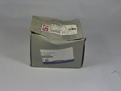 Goodyear X4-FL-1616 Hydraulic Hose Fitting 9-Pack