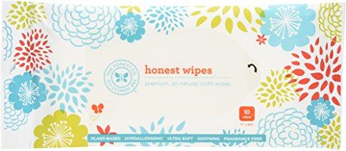 Las compañía honesta honesto toallitas 10 cuentan (Pack 4)