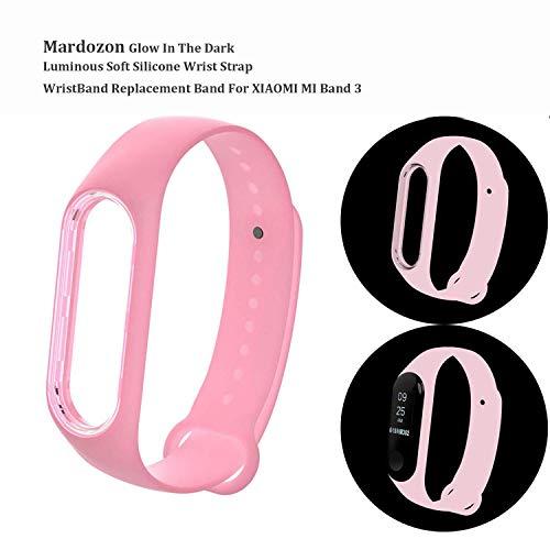 Mardozon 10 Piezas Correas para Xiaomi Mi Band 3 Reemplazo ...