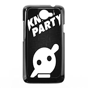 Printed Personalised Phone Case Skrillex and Knife Party For HTC One X NC1Q02193