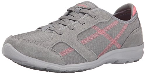 Skechers Sport Womens Dreamchaser Ante Up Walking Shoe Grey dQsPM