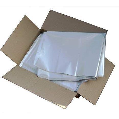 Uk Store 247 - Caja de 200 Bolsas Grandes de plástico ...