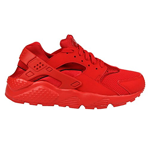 Nike Huarache Run GS Youth Lifestyle Sneakers New University Red – 4