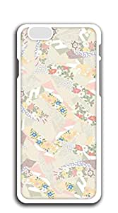 Custom made Case/Cover/ iphone 6 plus cases - Pink flowers