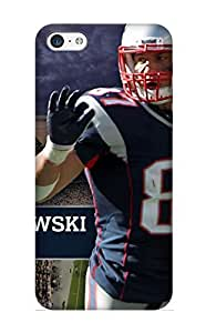meilinF000Hot Design Premium Ogkfcu-7621-cclvzzb Tpu Case Cover ipod touch 4 Protection Case (new England Patriots Nfl Football W)meilinF000