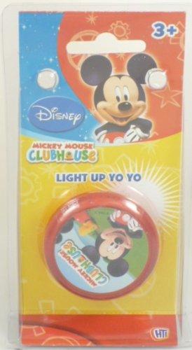 Disney Mickey Club House Light Up Yoyo