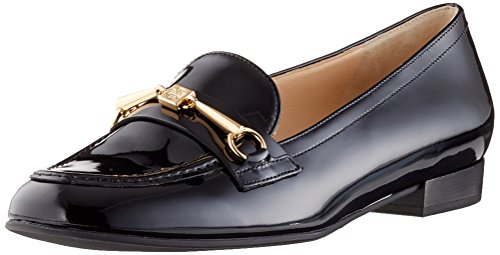 10 HÖGL Black 1634 Loafers Schwarz 0100 Women's 5 0100 ZanqxwazEc