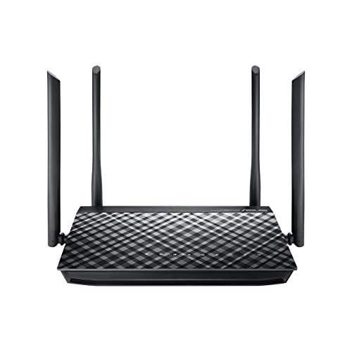 chollos oferta descuentos barato ASUS RT AC1200G Router inalámbrico AC1200 Doble Banda Gigabit USB 2 0 modo punto de acceso triple VLAN