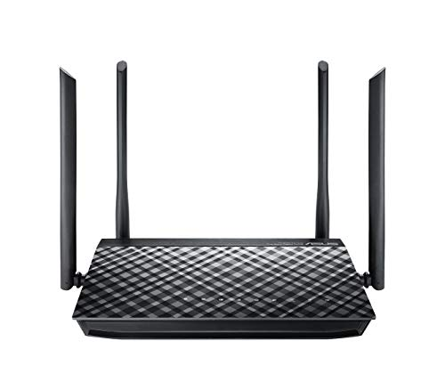 ASUS | network products Asus RT-AC1200G+ Wireless AC1200 Dual-Band Router
