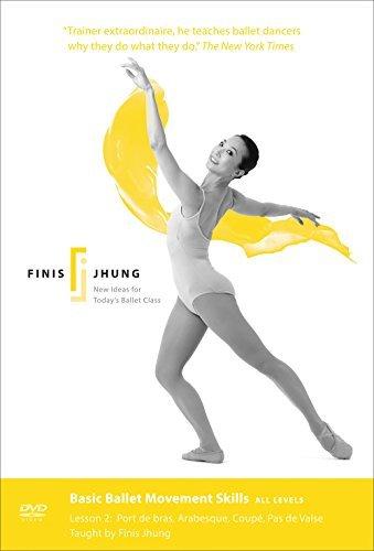 Basic Ballet Movement Skills Lesson 2