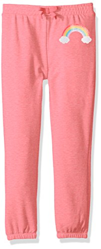 The Children's Place Baby Toddler Girls' Casual Pants, Neon Berry 78822, 2T Berry Kids Clothing