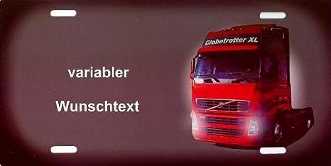 Matrícula Volvo 616 Camiones accesorios y Truck accesorios: Amazon.es: Productos para mascotas