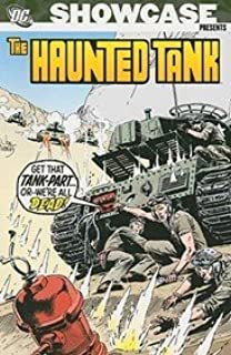 Amazon showcase presents the haunted tank vol 1 showcase presents haunted tank vol 2 publicscrutiny Image collections