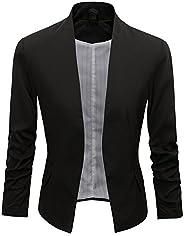 Beninos Women's Folding Sleeve Office Blazer Sport