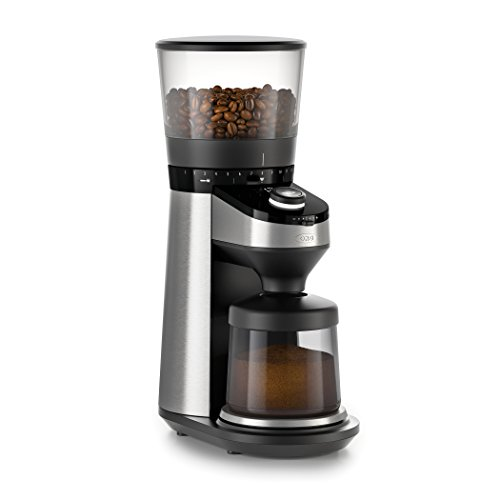 OXO On Conical Burr Coffee Grinder with Integrated Scale image