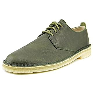 CLARKS Men's Leather Desert London Oxfords, Leaf, 9 D(M) US (B0131B0Z0E) | Amazon price tracker / tracking, Amazon price history charts, Amazon price watches, Amazon price drop alerts