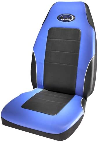 Plasticolor R Racing Stage III Blue Vinyl Seat Cover