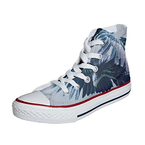 Eagle chaussures Adulte Customized Converse artisanal produit coutume wS1nCYq