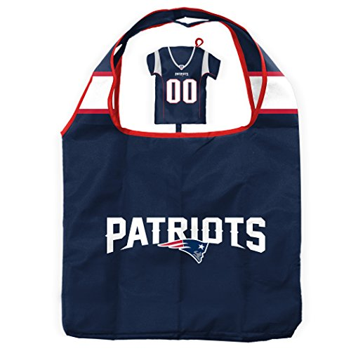 - NFL New England Patriots Bag in Pouch