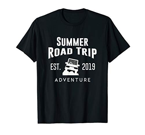 (Summer Road Trip 2019 Vacation Travels)