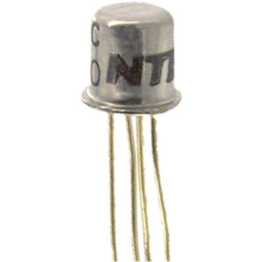 Transistor; Bipolar; Ge; PNP; IF Amplifier; Oscillator; RF; VCEO 16V; IC 10mA; PD 60mW, Pack of 5
