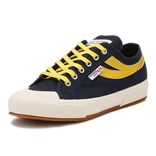Marine Navy Sunflower Baskets 2750 Superga Cotu Sunflower Mixte Panatta Adulte 8xHCvCq4w