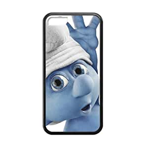 [Accessory] ipod touch 4 touch 4 Case, [The Smurfs] ipod touch 4 touch 4 Case Custom Durable Case Cover for ipod touch 4 touch 4 TPU case (Laser Technology)