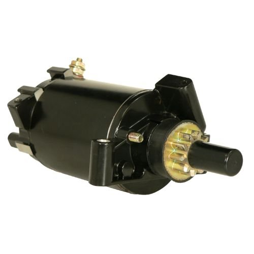 Outboard Electric Johnson (Db Electrical Sab0104 Starter For Evinrude Johnson Outboard Marine 25 35 Hp 25Hp 35Hp 1996-2001,584818, 586277 5398 Mot2010 5711640, Sm57116,584608, 586275 5368 Mot2009 5699940, Sm56999)